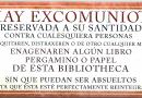 NUEVOS AZULEJOS PARA BIBLIOTECAS Y LIBRERÍAS