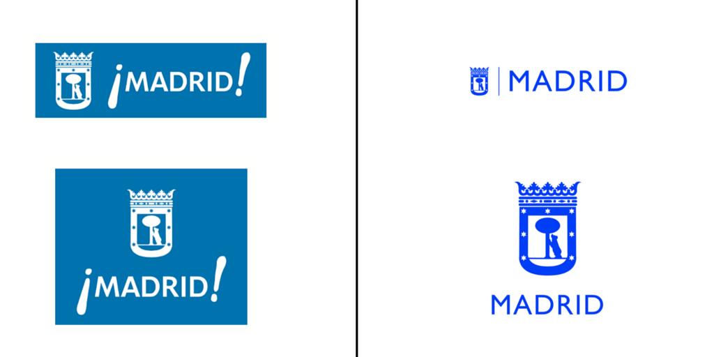 Variaciones de la marca Madrid en el siglo XXI.