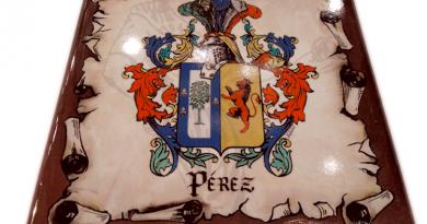 POSAVASOS HERÁLDICOS