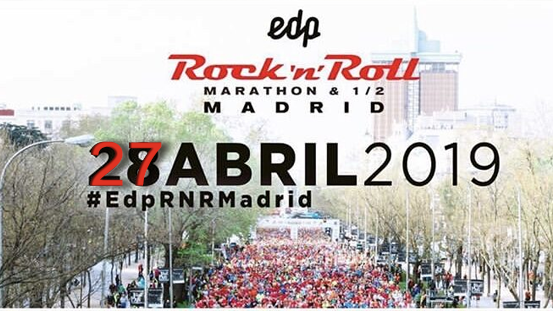 MARATÓN DE MADRID 2019
